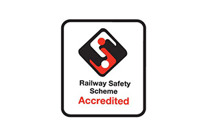 Railway Safety Scheme Accredited